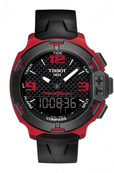 Tissot T-Race Touch Alu Red