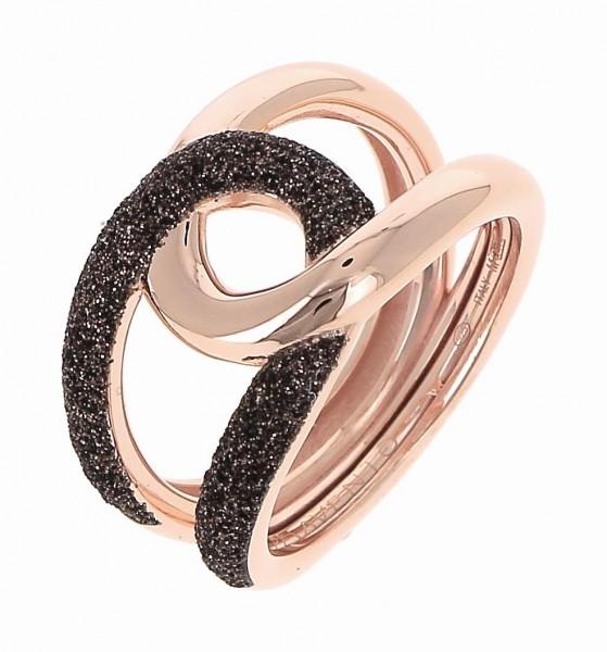 Pesavento Polvere di Sogni Ring Silber rosé