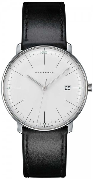 Junghans max bill Edition 2017 Quarz Index