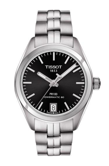 Tissot PR 100 Automatik Schwarz