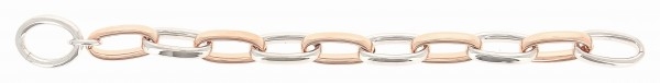 Pesavento Polvere di Sogni Armband Shiny bicolor Silber rosé