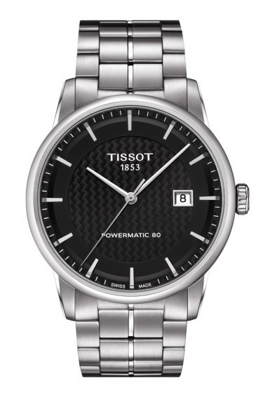 Tissot Luxury Automatik Schwarz