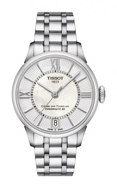 Tissot Chem. D. Tour. Lady Stahl