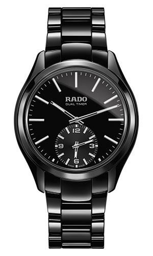 Rado Hyperchrome Touch XL schwarz