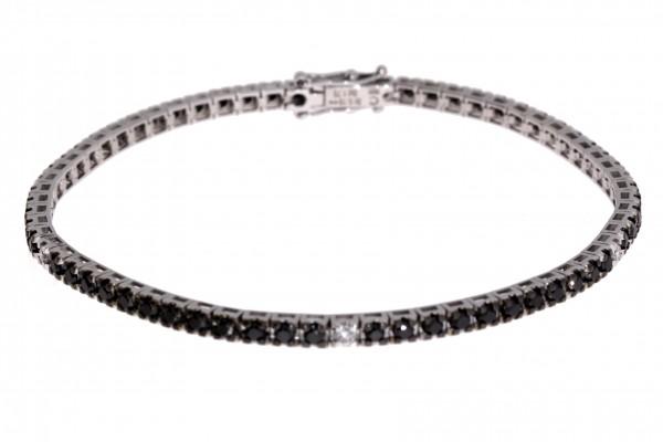 Crivelli Tennisarmband Gold, m. Diamanten 1,90ct