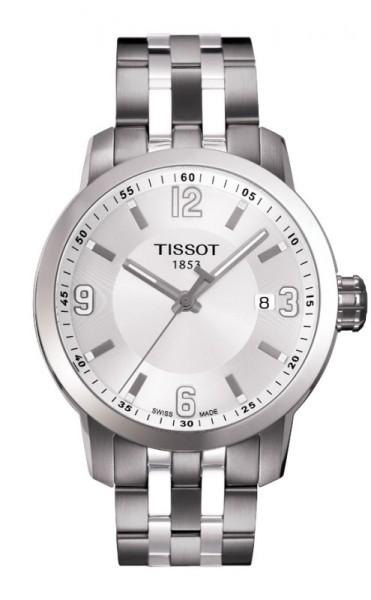 Tissot PRC 200 Quarz Edelstahl