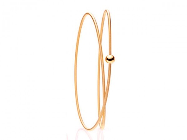 Niessing Colette Armband 2-fach Classic Yellow