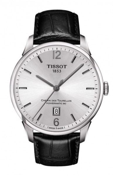 Tissot Chem. D. Tour. Gent Lederband