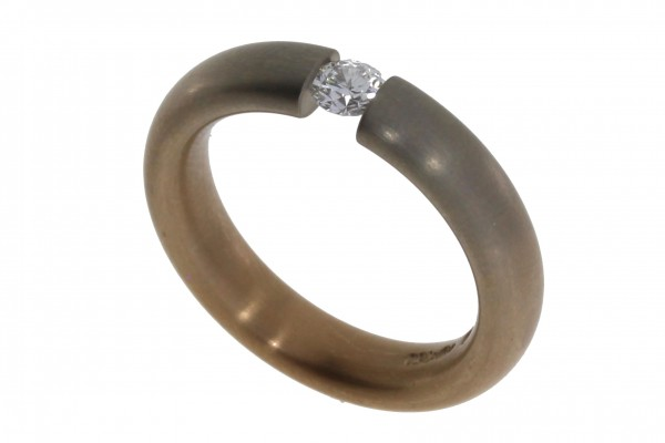 Niessing Aura Ring Gold Brillant