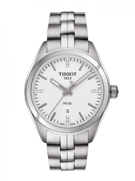Tissot PR 100 Quarz Lady Diamant Stahlband