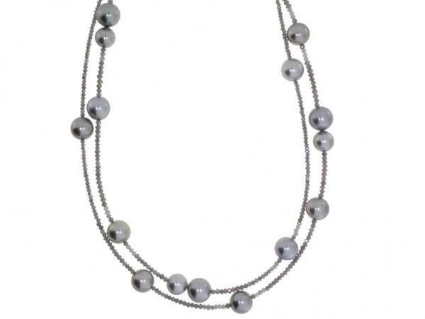 Gellner Castaway Collier Tahiti-Zuchtperle weiß