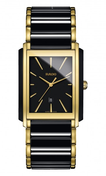 Rado Integral L schwarz/gold