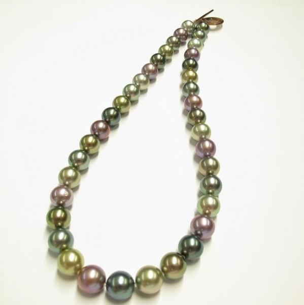 Gellner Perlencollier Marutea/Ming multi intense