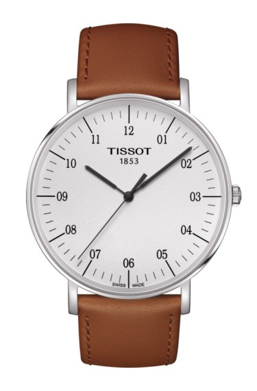 Tissot Everytime Big Gent Weiss