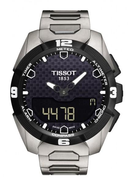 Tissot T-Touch Expert Solar Titan