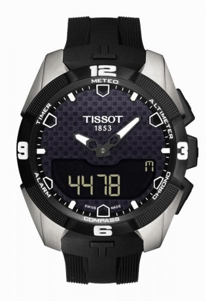 Tissot T-Touch Expert Solar Titan sch