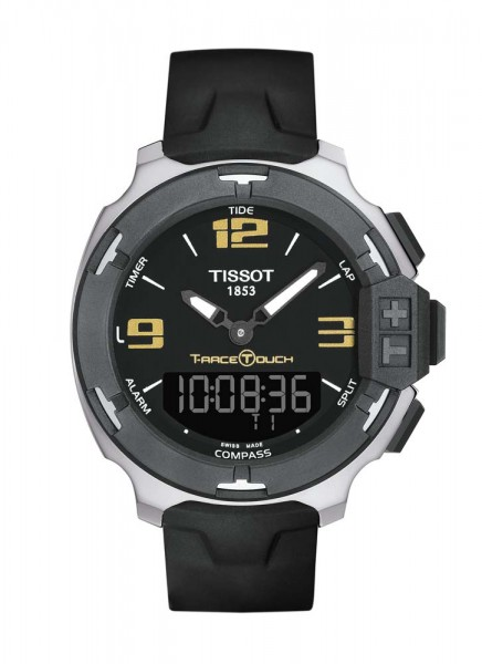 Tissot T-Race Touch m. Kautschukband