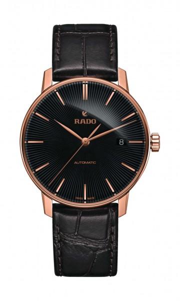 Rado Coupole Classic rose/braun
