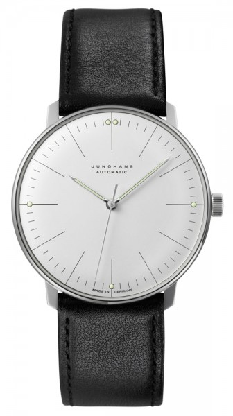 Junghans max bill Automatic schwarz Index