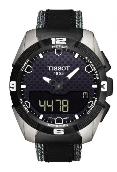 Tissot T-Touch Expert Solar Titan LB