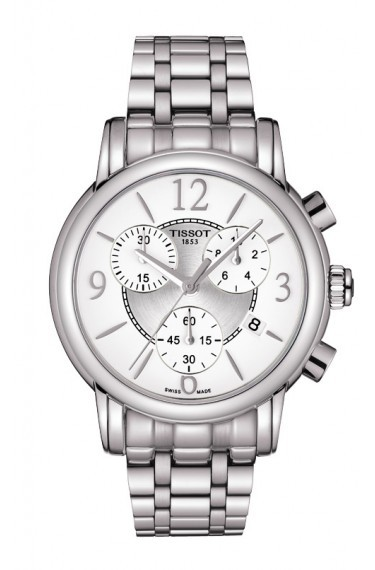Tissot Dressport Damen Weiss