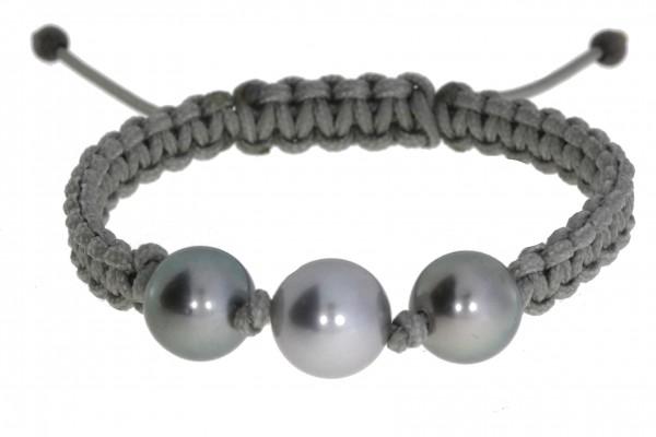 Pearl Style Pearlmates Armband 3 Tahiti-ZP