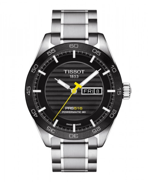 Tissot PRS 516 Automatic Schwarz