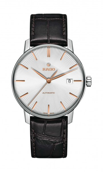 Rado Coupole Classic rose/weiß/braun