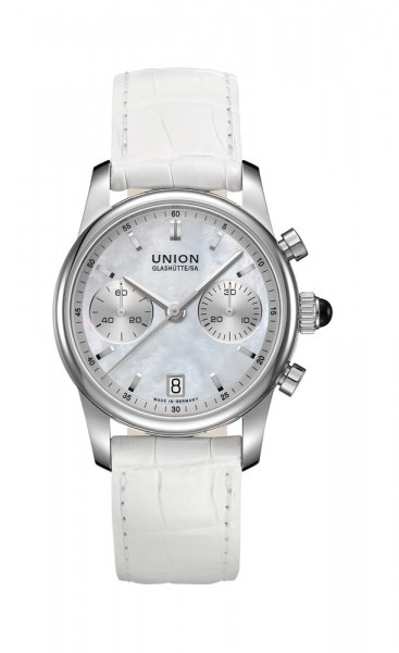 Union Glashütte Seris Chronograph Permutt