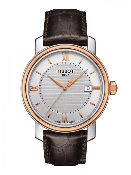 Tissot Bridgeport Quarz bicolor