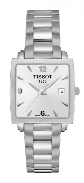 Tissot Everytime square